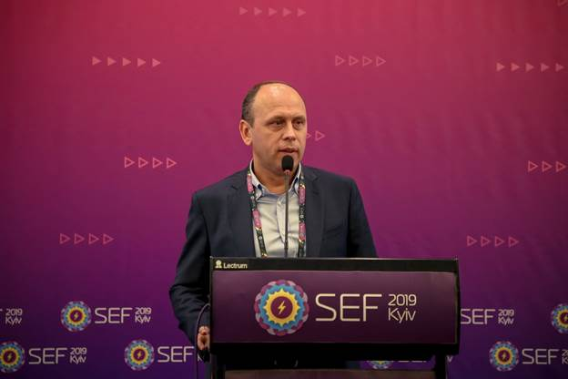 Старт міжнародного форуму сталої енергетики SEF 2019